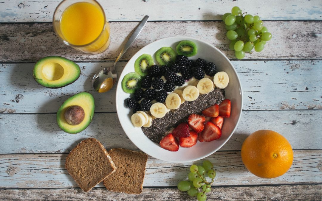 Wie Ernährung dich vor Stress schützt